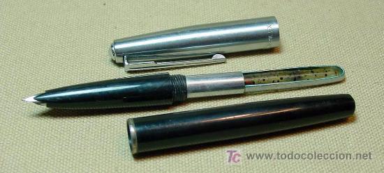 Plumas estilográficas antiguas: RARA PLUMA ESTILOGRAFICA, RILEX 115 - Foto 3 - 18446146