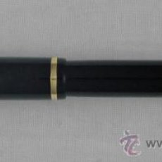 Plumas estilográficas antiguas: ANTIGUA PARKER DUETTE JR NEGRO 1932 USA. Lote 27099085