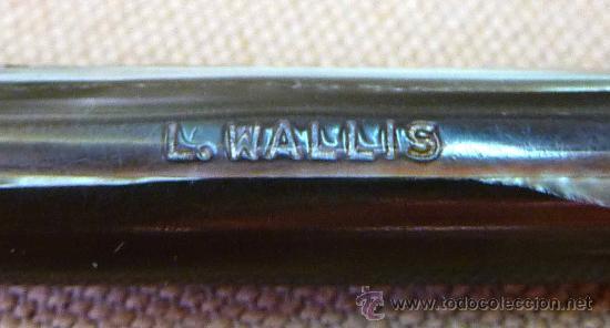Plumas estilográficas antiguas: PLUMA ESTILOGRAFICA, WATERMANS, IDEAL, CANADA, FOUNTAIN PEN - Foto 16 - 28419070