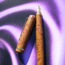 Plumas estilográficas antiguas: PLUMA MARKSMAN. Lote 30856553