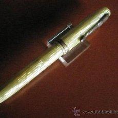 Plumas estilográficas antiguas: ANTIGUA PLUMA ESTILOGRAFICA-NACARADA-VER DESCRIPCIÓN.. Lote 34643705