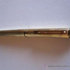 Plumas estilográficas antiguas: PLUMA SHEAFFER TARGA 1005 GOLD 14K - VINTAGE 1980. Lote 36674681