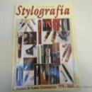 Plumas estilográficas antiguas: ANUARIO DE PLUMAS ESTILOGRAFICAS STYLOGRAFIA 1999 - 2000 MONTBLANC PARKER DUPONT PILOT ETC. Lote 37364640