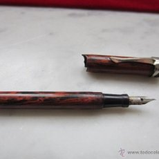 Plumas estilográficas antiguas: PLUMA ESTILOGRÁFICA . Lote 39763479