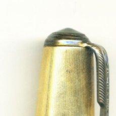 Plumas estilográficas antiguas: PLUMA ESTILOGRÁFICA PARKER 51. BLUE DIAMOND. VACUMATIC. 1/10 16K GOLD FILLED MADE IN USA.. Lote 40956478