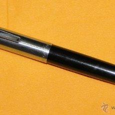 Plumas estilográficas antiguas: ANTIGUA PLUMA ESTILOGRAFICA INOXCROM 55. Lote 41241538
