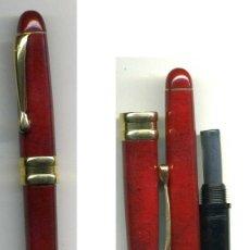 Plumas estilográficas antiguas: ESTILOGRAFICA ( CDP ) MARCA EN PINZA, ESCRIBE BIEN. Lote 43397173