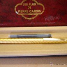 Plumas estilográficas antiguas: PLUMA - LES PLUS DE PIERRE CARDIN . Lote 44637472