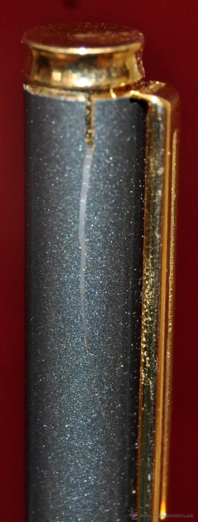 Plumas estilográficas antiguas: ANTIGUA PLUMA DE FABRICACION ALEMANA IRIDIUM POINT. AÑOS 50-60 - Foto 2 - 45307354