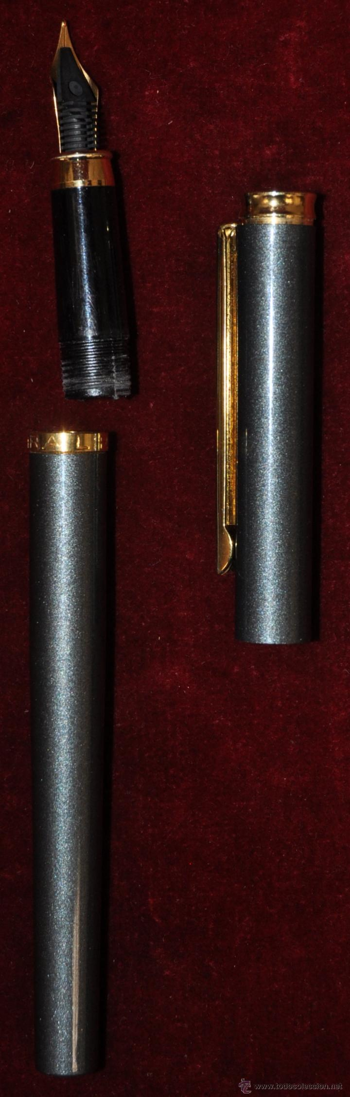Plumas estilográficas antiguas: ANTIGUA PLUMA DE FABRICACION ALEMANA IRIDIUM POINT. AÑOS 50-60 - Foto 5 - 45307354