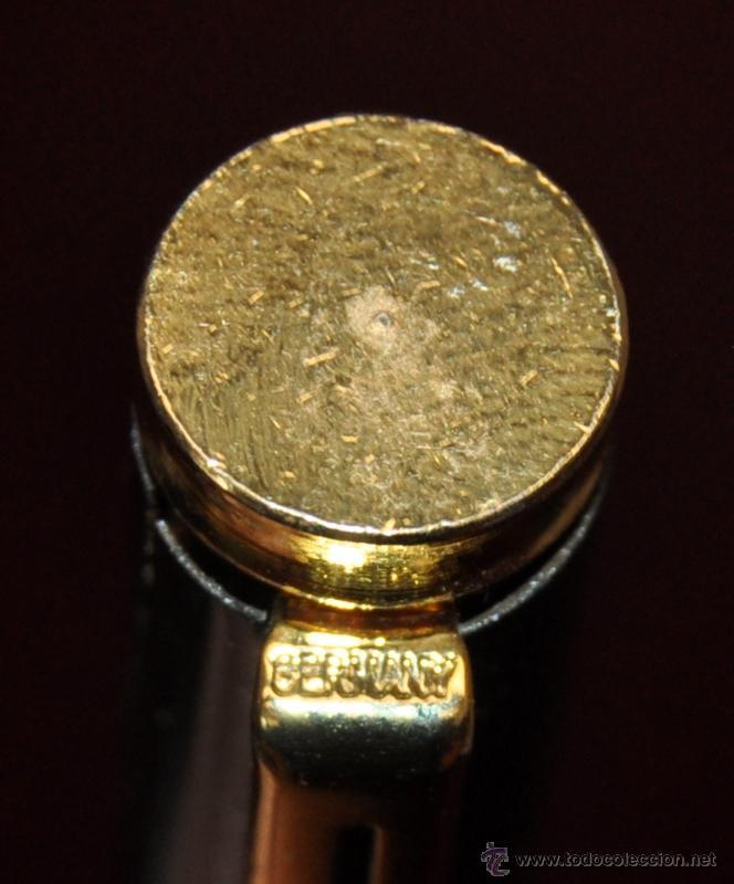 Plumas estilográficas antiguas: ANTIGUA PLUMA DE FABRICACION ALEMANA IRIDIUM POINT. AÑOS 50-60 - Foto 7 - 45307354