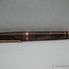 Plumas estilográficas antiguas: IRIDIUM - PLUMA FABRICADA EN ALEMANIA. Lote 47910316