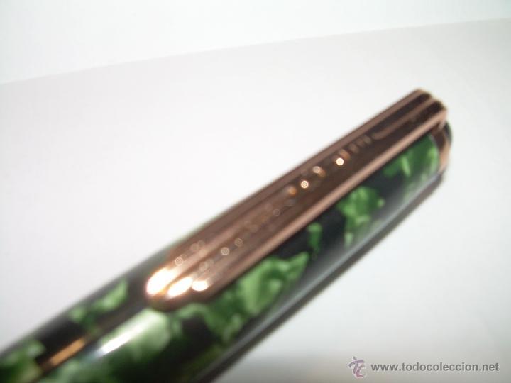Plumas estilográficas antiguas: PLUMA ESTILOGRAFICA........MARCA...ERO - Foto 2 - 48113560