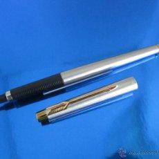 Plumas estilográficas antiguas: *(824)-PLUMA ESTILOGRAFICA-PARKER CLASSIC YI-UK-2006-FLIGTHER GT-CONVERTIDOR-COMO NUEVA-VER FOTOS. Lote 48122863