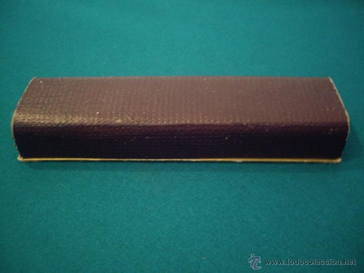 Plumas estilográficas antiguas: REGIA MINI ORO 585 - Foto 5 - 160050364