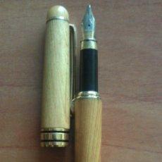 Plumas estilográficas antiguas: PLUMA CON PLUMÍN IRIDIUN POINT. Lote 48303909