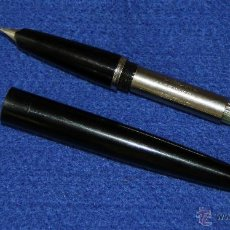 Plumas estilográficas antiguas: ESTILOGRAFICA INOXCROM 55 MODELO FINAL - NUEVA. Lote 51121981