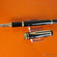 Plumas estilográficas antiguas: NN1063-PLUMA ESTILOGRAFICA-FRANCE-WATERMAN LE MAN 100-145 MM-BUEN ESTADO GENERAL-VER FOTOS. Lote 49402885