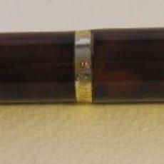 Plumas estilográficas antiguas: PLUMA ESTILOGRAFICA FLAMINAIRE. LARGO 15 CM. Lote 49463865
