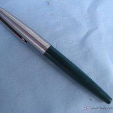 Plumas estilográficas antiguas: PLUMA INOXCROM 77. Lote 50474114