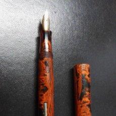 Plumas estilográficas antiguas: ANTIGUA PLUMA JACK DAW SELF FILLING PEN. MADE IN ENGLAND.. Lote 50493107