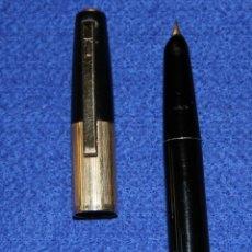 Plumas estilográficas antiguas: PLUMA ESTILOGRAFICA SUPER T GESTER 40. Lote 136477621