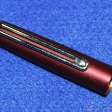 Plumas estilográficas antiguas: CAPUCHON INOXCROM WALL STREET RECAMBIO. Lote 51124450