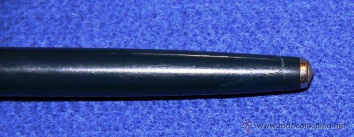 Plumas estilográficas antiguas: ANTIGUA PLUMA ESTILOGRAFICA INOXCROM 60 - Foto 5 - 51225682