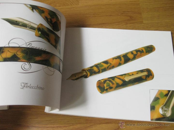 Plumas estilográficas antiguas: CATALOGO E INSTRUCCIONES DA LA PLUMA ESTILOGRAFICA OMAS - Foto 2 - 52423537