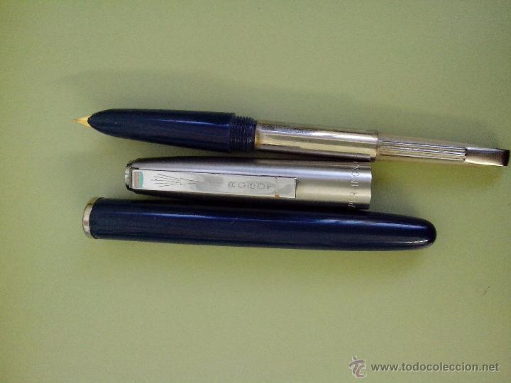 Plumas estilográficas antiguas: Pluma Estilográfica Super Inox - Foto 6 - 52713202