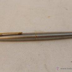 Plumas estilográficas antiguas: PLUMA ESTILOGRAFICA PARKER 45 MADE IN UK.. Lote 122736487