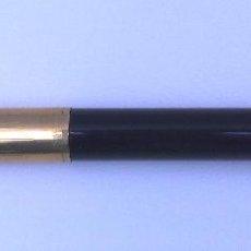 Plumas estilográficas antiguas: EST199 SHEAFFER CREST - PLUMÍN ORO 14 KT - PLÁSTICO Y METAL DORADO - USA - AÑOS 40. Lote 47466246