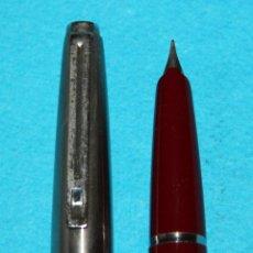 Plumas estilográficas antiguas: ESTILOGRAFICA INOXCROM 55 MODELO FINAL NUEVA. Lote 55034085