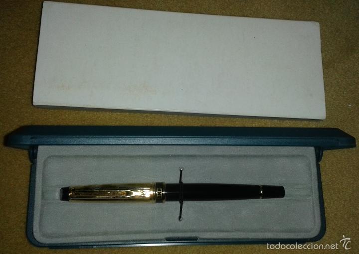 Plumas estilográficas antiguas: pluma BNP oro - Foto 3 - 32770490