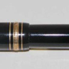 Plumas estilográficas antiguas: EST301 MONTBLANC MEISTERSTÜCK 146. PLUMÍN BICOLOR MONTBLANC. ALEMANIA. AÑOS 80. Lote 56228248