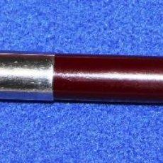 Plumas estilográficas antiguas: ANTIGUA PLUMA ESTILOGRAFICA INOXCROM 55 BURDEOS. Lote 56238259