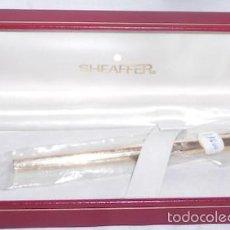 Old Fountain Pens - PLUMA ESTILOGRÁFICA SHEAFFER GOLD ELECTROPLATED - 56545832