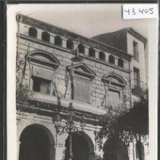 Plumas estilográficas antiguas: FALSET - 4 - AYUNTAMIENTO - FOT. AGUILO - (43.405). Lote 57017715