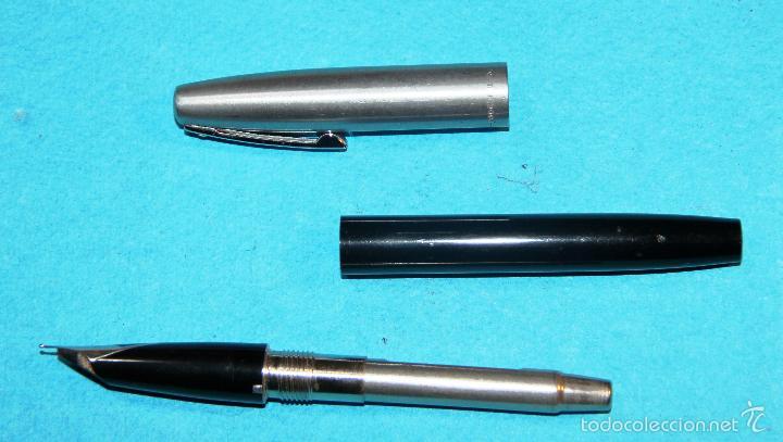 Plumas estilográficas antiguas: SHEAFFER IMPERIAL 440 FOUNTAIN PEN - Foto 4 - 57135728