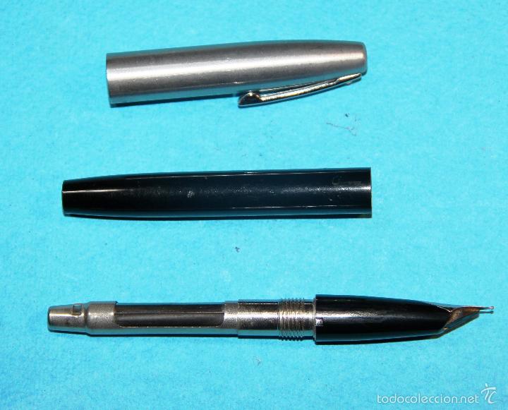 Plumas estilográficas antiguas: SHEAFFER IMPERIAL 440 FOUNTAIN PEN - Foto 5 - 57135728