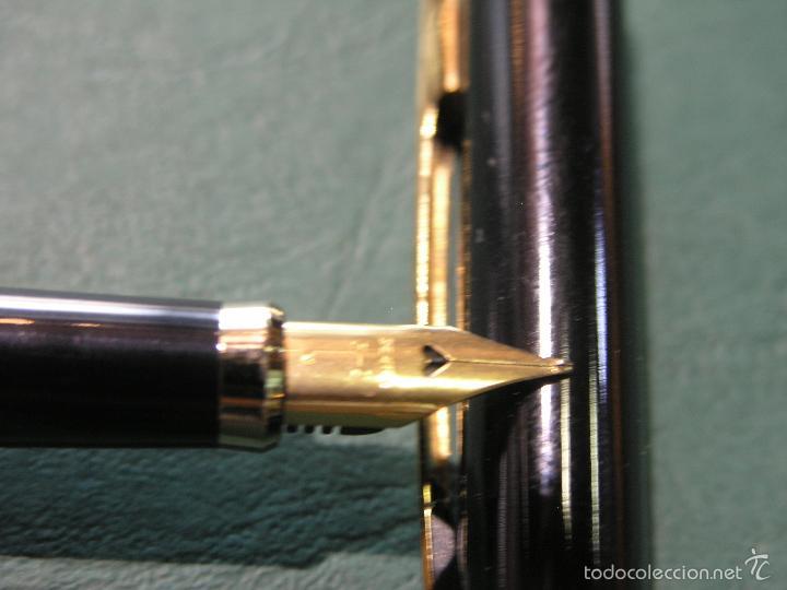 Plumas estilográficas antiguas: PRECIOSA PLUMA ESTILOGRÁFICA SHEAFFER JAPAN - Foto 2 - 69048309