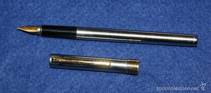 Plumas estilográficas antiguas: PLUMA ESTILOGRAFICA AURORA MARCO POLO - Foto 4 - 59436990