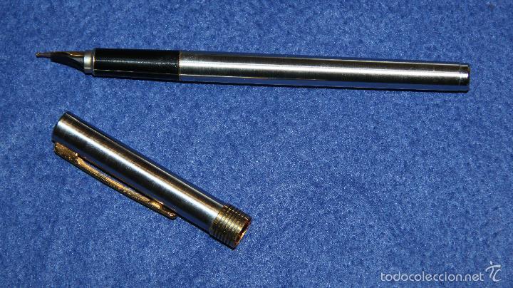 Plumas estilográficas antiguas: PLUMA ESTILOGRAFICA AURORA MARCO POLO - Foto 5 - 59436990