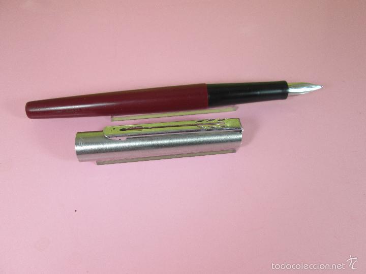 Plumas estilográficas antiguas: 7515/PLUMA ESTILOGRAFICA-PARKER 15 MIXI JOTTER.AI-france-1979-125 mm-escasa y rara-COLECCIONISTAS - Foto 6 - 33297927