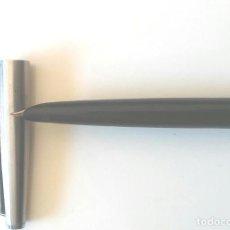 Plumas estilográficas antiguas: SUPER T OLIMPIA MODELO 10 AÑO 1960, PLUMIN ORO 14 K. Lote 61621948
