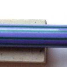 Plumas estilográficas antiguas: PLUMA ESTILOGRAFICA (FOUNTAIN PEN) INOXCROM MODELO SAKYO COLOR LILA DE LOS AÑOS 2000 NUEVA. Lote 65694658