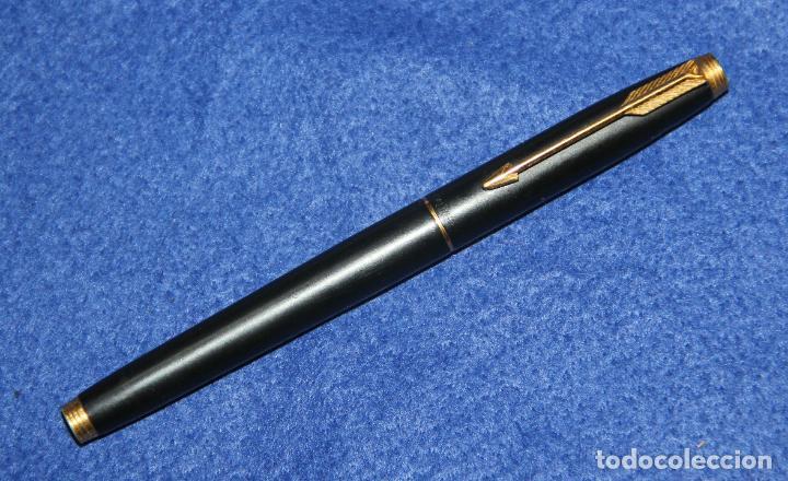 Plumas estilográficas antiguas: PLUMA ESTILOGRAFICA PARKER 35 - Foto 3 - 66249270