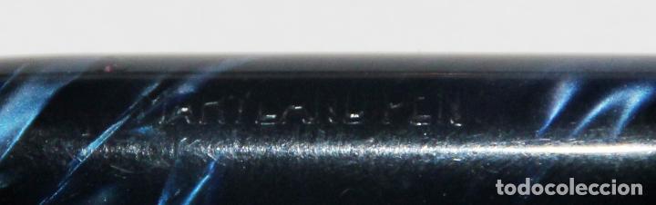 Plumas estilográficas antiguas: ANTIGUA PLUMA ESTILOGRAFICA MARYLAND PEN - Foto 4 - 68402997