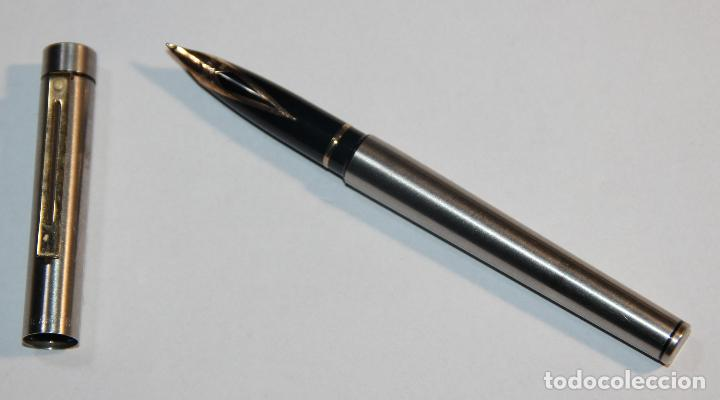 Plumas estilográficas antiguas: PLUMA ESTILOGRAFICA SHEAFFER TARGA - Foto 4 - 68895729