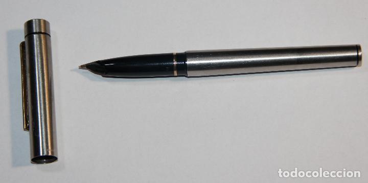 Plumas estilográficas antiguas: PLUMA ESTILOGRAFICA SHEAFFER TARGA - Foto 5 - 68895729